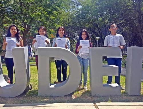SINERSA entrega becas a hijos de agricultores para que estudien en la UDEP