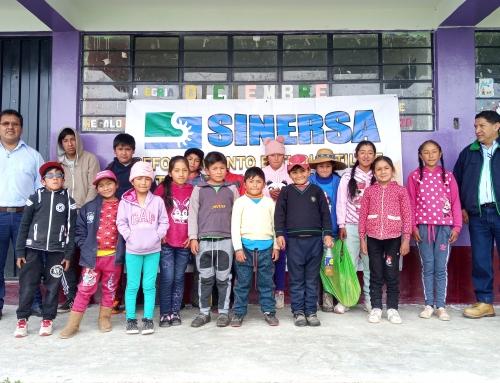 Programa de reforzamiento en Matemática y Comunicación beneficia a estudiantes de las Comunidades Campesinas de Ravira y Viscas